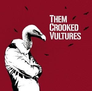 Tym mi bardziej nie, im im bardziej tak, czyli gdzie ja słyszałem Them Crooked Vultures?