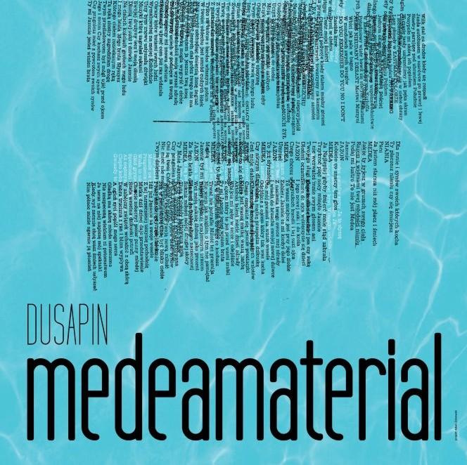"""""""Medeamaterial"""", czyli o małżeńskich obowiązkach"""