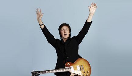 Paul McCartney w Warszawie!!!!!
