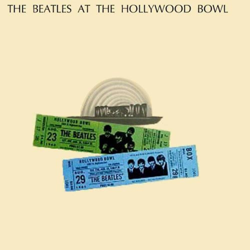 ZAPOMNIANA PŁYTA – THE BEATLES AT THE HOLLYWOOD BOWL
